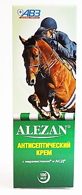 Алезан