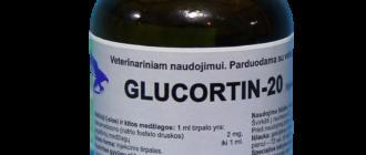 Глюкортин-20