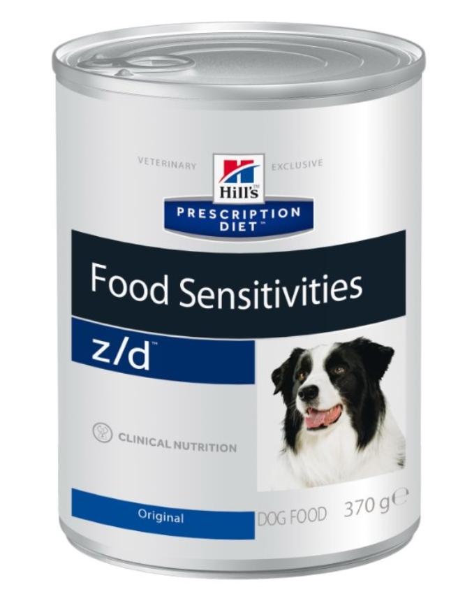 Хиллс z/d для собак