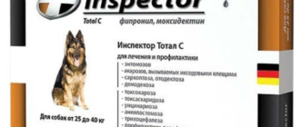 Инспектор Тотал С
