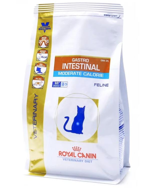 Сухой корм для кошек с заболеваниями пищеварительного тракта