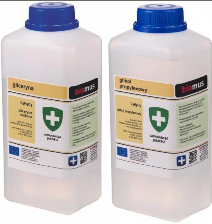 Глицерин и Пропиленгликоль — кормовые добавки для коров