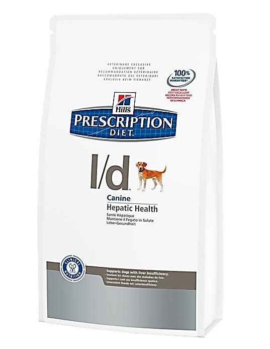 Лечебное питание для собак с заболеваниями печени
