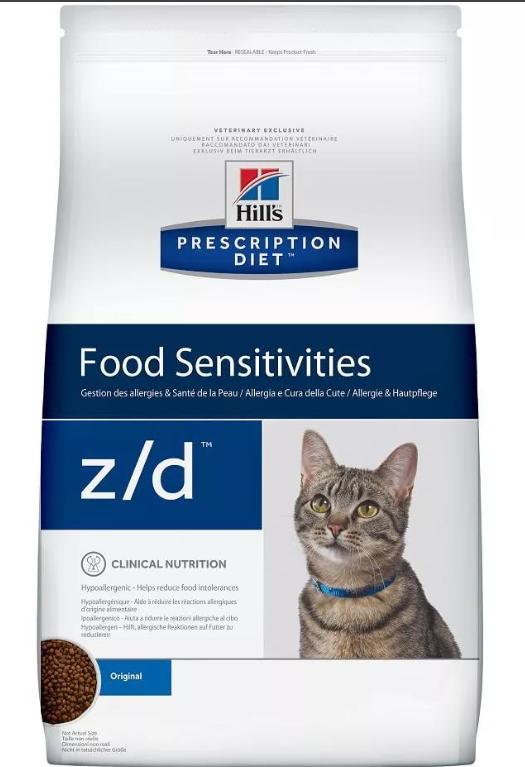 Hill's z/d